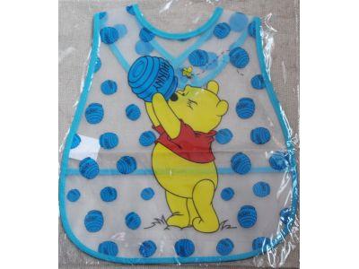 Слюнявчик с карманом - Мишка с мёдом купить в интернет-магазине «Берегиня»  Украина ce79b16e414