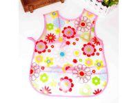 Слюнявчик фартук с карманом - Цветы купить в интернет-магазине «Берегиня» Украина