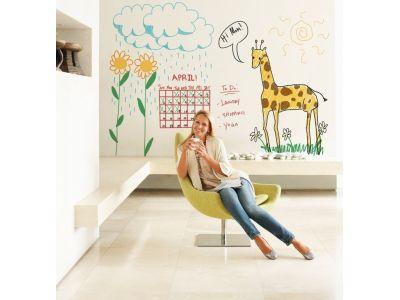 Маркерная Доска Самоклейка на отрез 120см купить в интернет-магазине «Берегиня» Украина