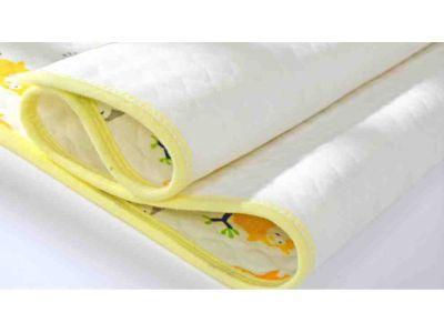 Пеленка непромокаемая хлопок Совы с прослойкой - Размер 30*45см купить в интернет-магазине «Берегиня» Украина