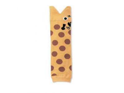 Гетры с ротиком для детей Жираф купить в интернет-магазине «Берегиня» Украина