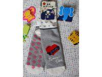 Носочки детские Fukuske антискользящие махровые размер 34-39 сердце купить в интернет-магазине «Берегиня» Украина