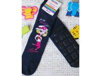 Носочки детские антискользящие махровые Meritex синиее размер 35-40 купить в интернет-магазине «Берегиня» Украина