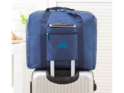 Дорожная сумка - Синяя купить в интернет-магазине «Берегиня» Украина