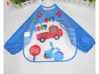 Фартук с рукавами - Машина на синем купить в интернет-магазине «Берегиня» Украина