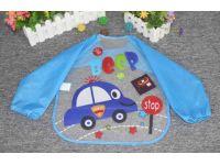 Фартук с рукавами - Синяя машина купить в интернет-магазине «Берегиня» Украина