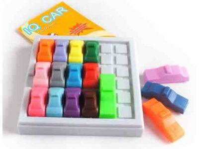 Игра IQ CAR или Час Пик - 160 заданий купить в интернет-магазине «Берегиня» Украина