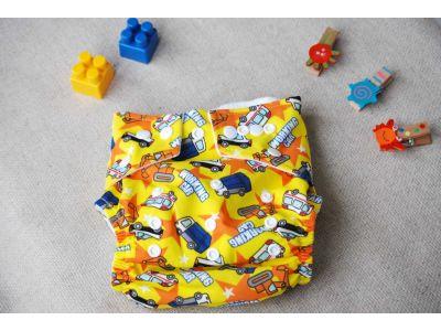 Многоразовый подгузник на кнопках BabyLand купить в интернет-магазине «Берегиня» Украина