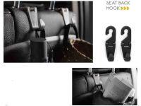 Крючок для вещей в автомобиле - черный купить в интернет-магазине «Берегиня» Украина
