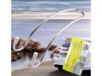 Крючок для вещей в автомобиле металлический - упаковка 2шт купить в интернет-магазине «Берегиня» Украина