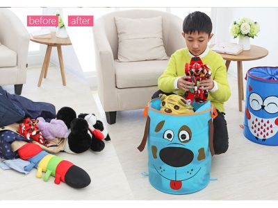 Корзина для игрушек - Сова купить в интернет-магазине «Берегиня» Украина
