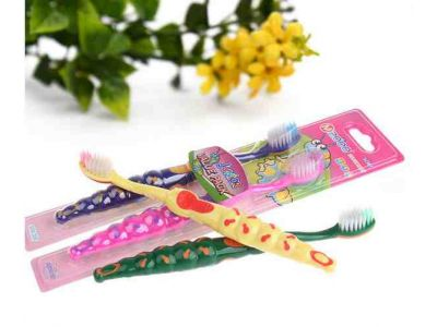 Детские Зубные щетки Гусеницы - 2шт упаковка купить в интернет-магазине «Берегиня» Украина