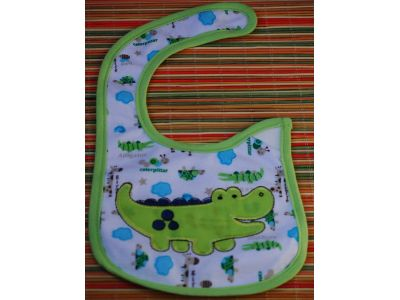 Слюнявчик Carter´s (картерс) - Крокодил купить в интернет-магазине «Берегиня» Украина