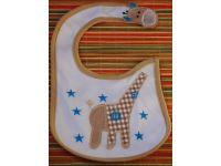 Слюнявчик Carter´s (картерс) - Жираф купить в интернет-магазине «Берегиня» Украина