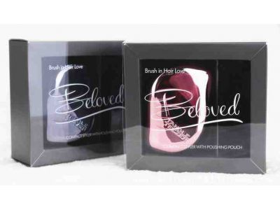 TT - Зеркальные расчески в подорочерй упаковке с мешочком (разные цвета)) купить в интернет-магазине «Берегиня» Украина