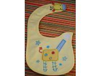 Слюнявчик Carter´s (картерс) - Желтый жираф купить в интернет-магазине «Берегиня» Украина
