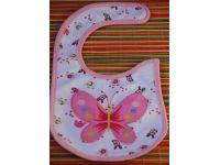Слюнявчик Carter´s (картерс) - Бабочка 2 купить в интернет-магазине «Берегиня» Украина