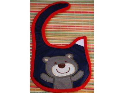 Слюнявчик Carter´s (картерс) - Бурый мишка купить в интернет-магазине «Берегиня» Украина