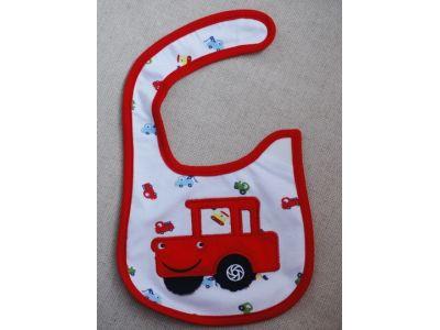 Слюнявчик Carter´s (картерс) - Красная машина купить в интернет-магазине «Берегиня» Украина