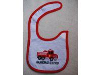 Слюнявчик Carter´s (картерс) - Пажарная машина купить в интернет-магазине «Берегиня» Украина