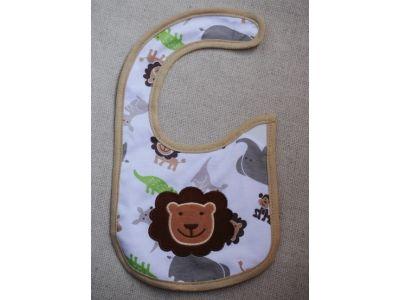 Слюнявчик Carter´s (картерс) - Лев коричневый купить в интернет-магазине «Берегиня» Украина
