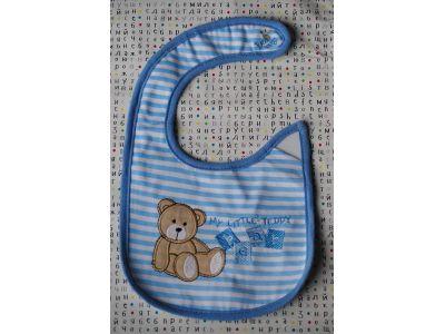Слюнявчик Carter´s (картерс) - Мишка с игрушками купить в интернет-магазине «Берегиня» Украина