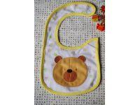 Слюнявчик Carter´s (картерс) - Медведь купить в интернет-магазине «Берегиня» Украина