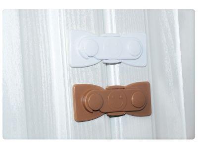 Крючок ― блокиратор для створчатых дверей Белый, Коричневый купить в интернет-магазине «Берегиня» Украина