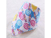 Слюнявчик, нагрудник, арафатка на кнопке - Конфеты купить в интернет-магазине «Берегиня» Украина