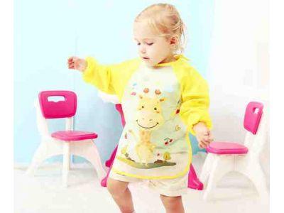 Фартук с рукавами - Желтый купить в интернет-магазине «Берегиня» Украина