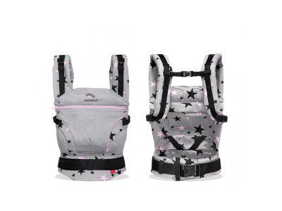 Эрго-рюкзак Manduca - Розовые звезды (Ограниченная серия) купить в интернет-магазине «Берегиня» Украина