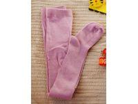 Колготы из шерсти мериноса 122-128 нежно розовый купить в интернет-магазине «Берегиня» Украина