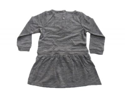 Платье с длинным рукавом Teeny Weeny чистая шерсть мериноса размер 3-6мес купить в интернет-магазине «Берегиня» Украина