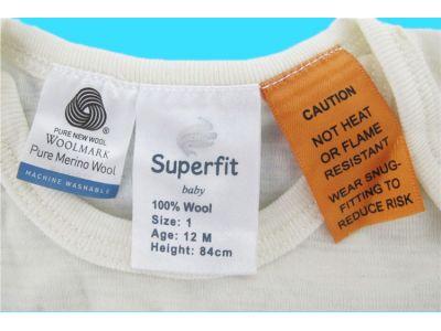 Бодик с коротким рукавом Superfit чистая шерсть мериноса размер 1год купить в интернет-магазине «Берегиня» Украина