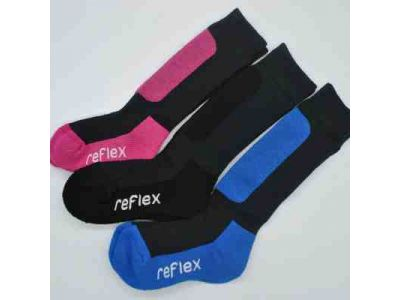 Носки Reflex с махровой подошвой 29-32 Розовые купить в интернет-магазине «Берегиня» Украина