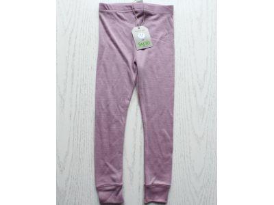 Термо штаны Salto чистая шерсть мериноса розовые размер 122-128, 134-140, 146-152 купить в интернет-магазине «Берегиня» Украина