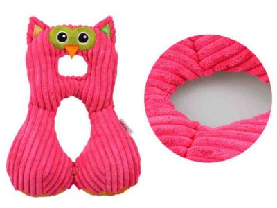 Подушка для детей Jollybaby в авто, коляску и путешествий - Лев купить в интернет-магазине «Берегиня» Украина