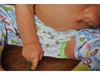 Штаны с дыркой для тренировочных трусиков и подгузников