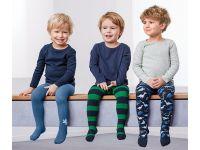 Махровые детские колготы