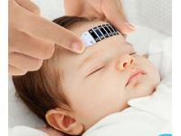 Термометр градусник налобний і на Пляшку безпечний для діток