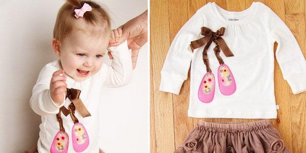 10 советов: как правильно  на подарок выбирать детскую одежду